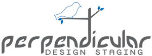 Perpendicular Design Logo